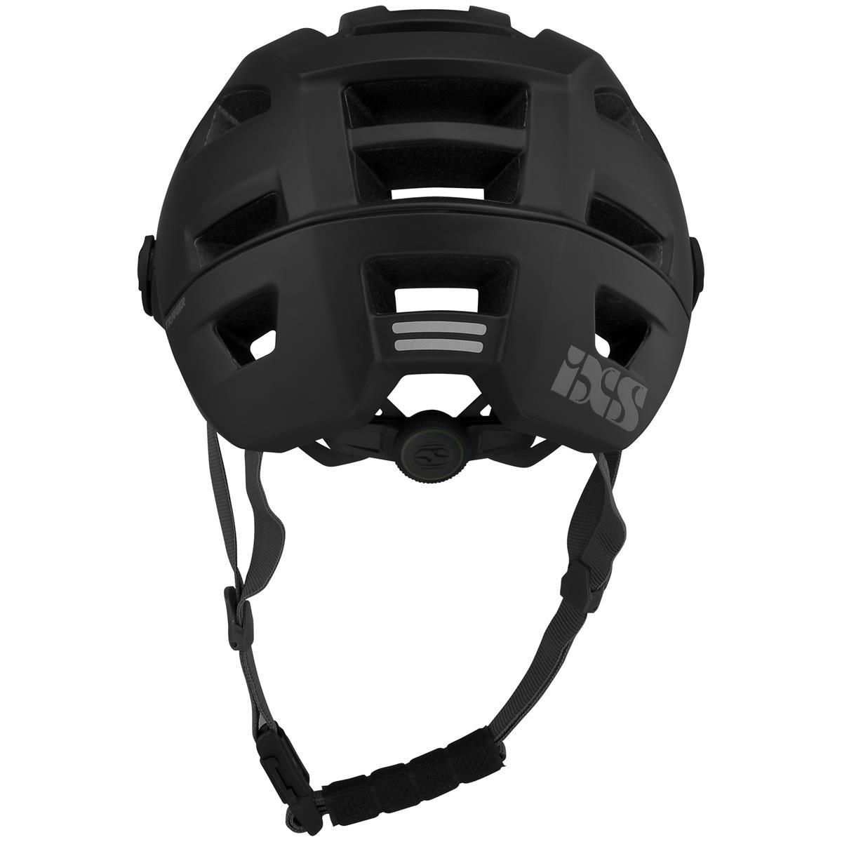 IXS Trail-MTB Helm Trigger AM Schwarz Schwarz Schwarz 34d375