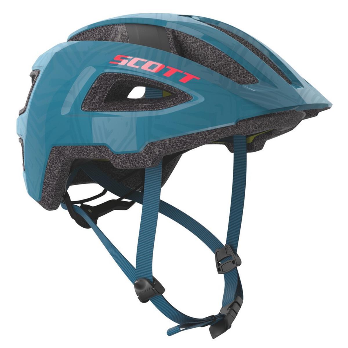 Scott Trail-MTB Helm Groove Plus Celestial Blue