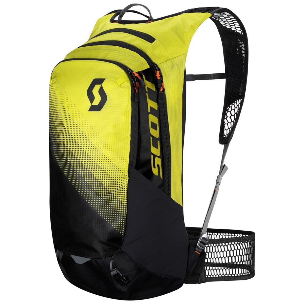 Scott Protektor-Rucksack, 20 Liter Trail Protect EVO FR 20 Sulphur Yellow/Caviar Black