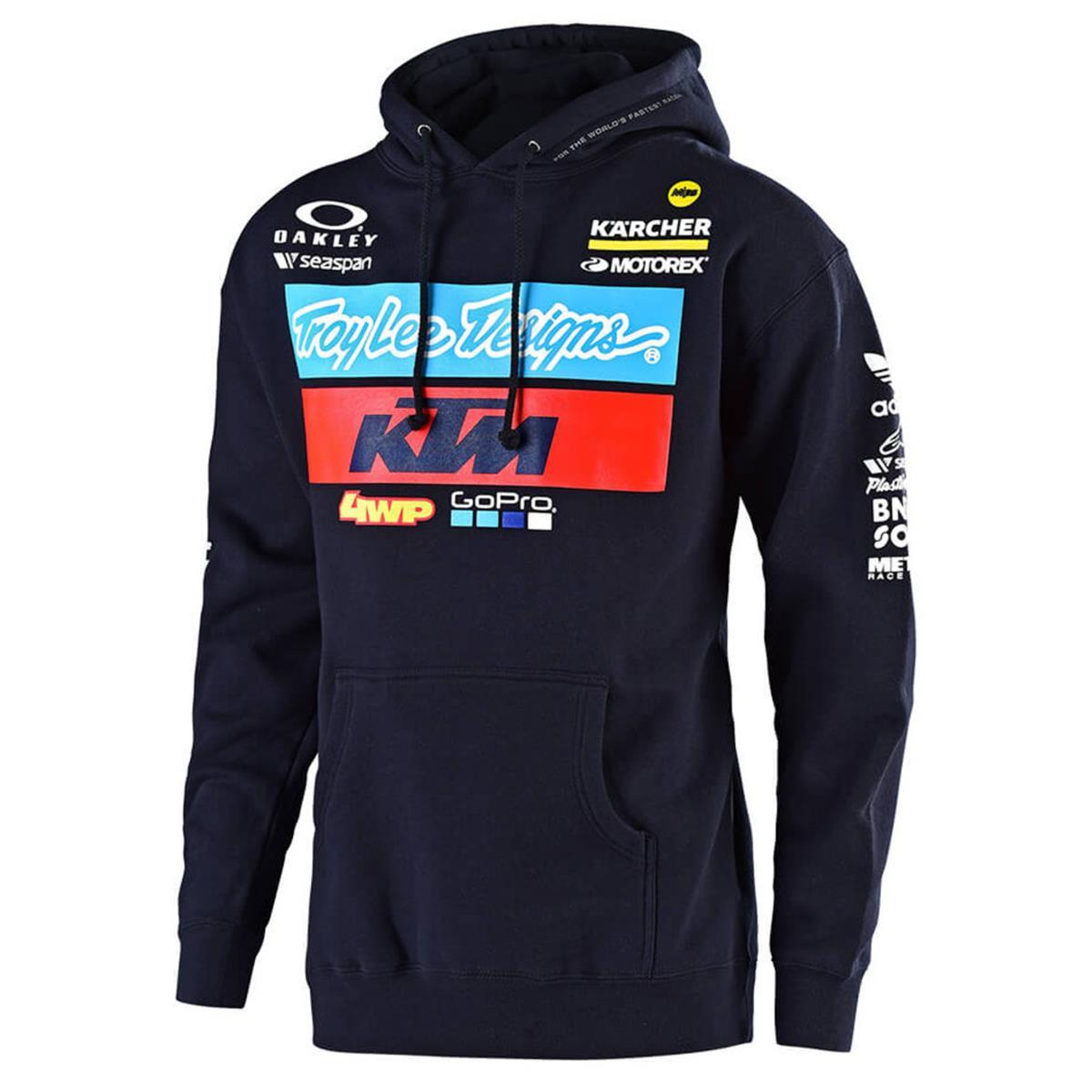 Troy Lee Designs Hoody KTM Team Navy