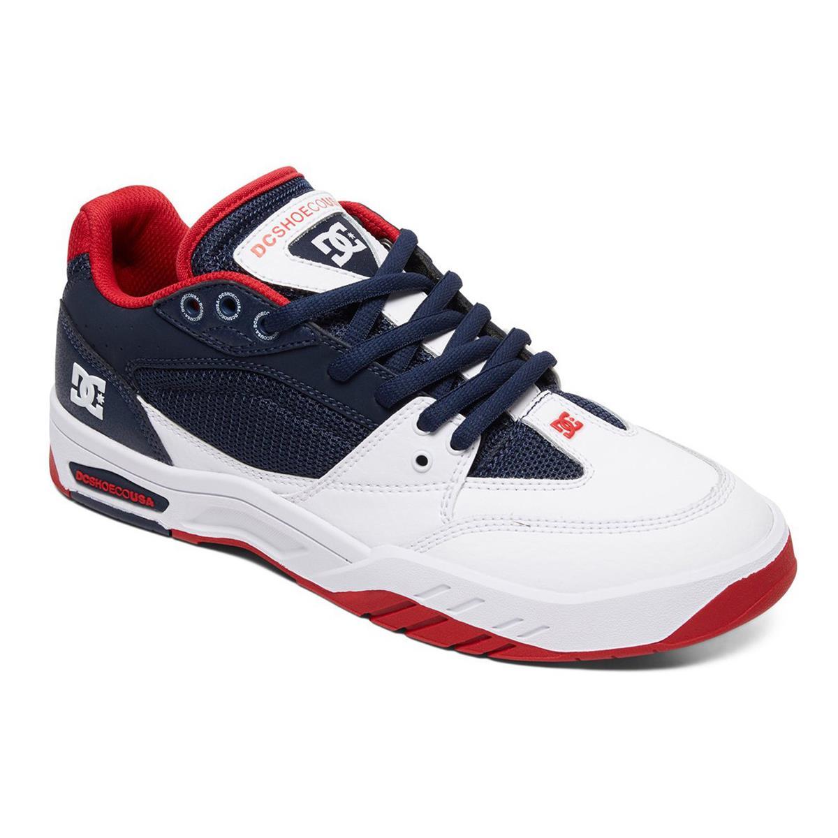 DC Schuhe Maswell Navy/Weiß