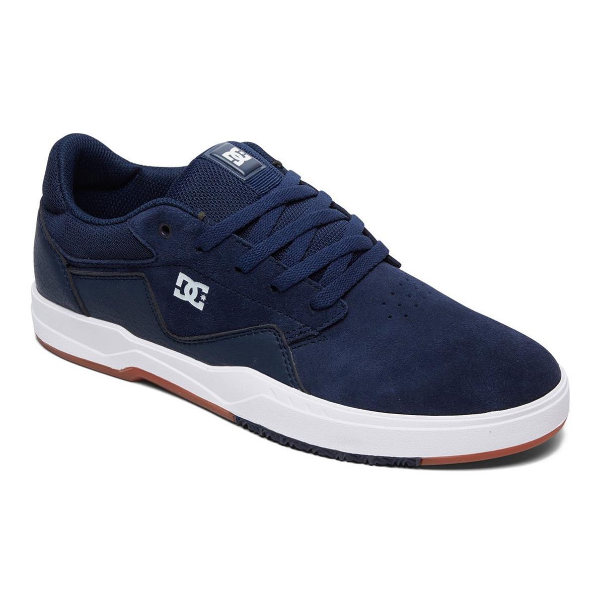DC Schuhe Barksdale Navy/Weiß