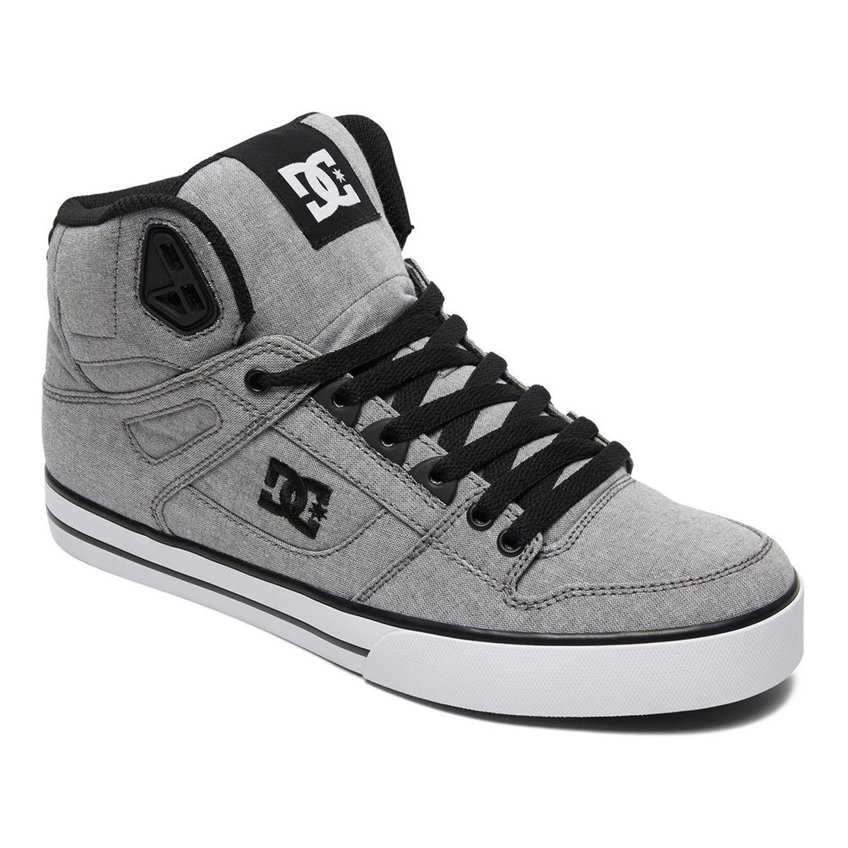 697f1a19b1 DC Shoes Pure High Top WC TX SE Grey