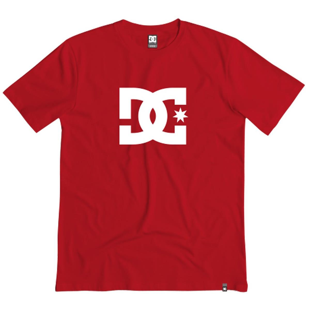 DC T-Shirt Star 2 Racing Red