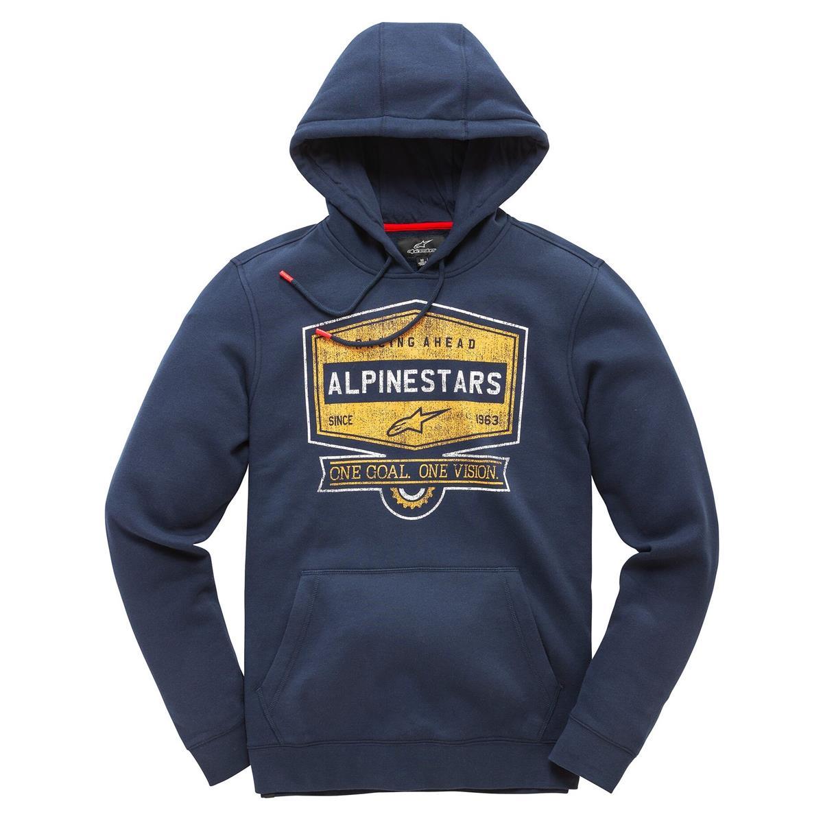 Alpinestars Hoody Diner Navy