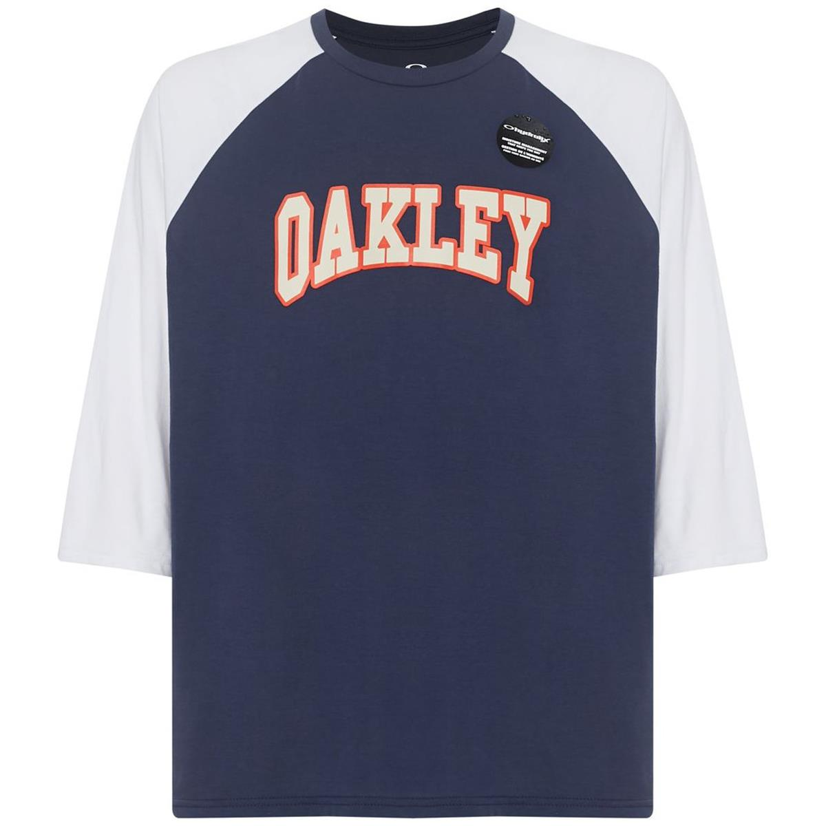 Oakley T-Shirt Sport Weiß