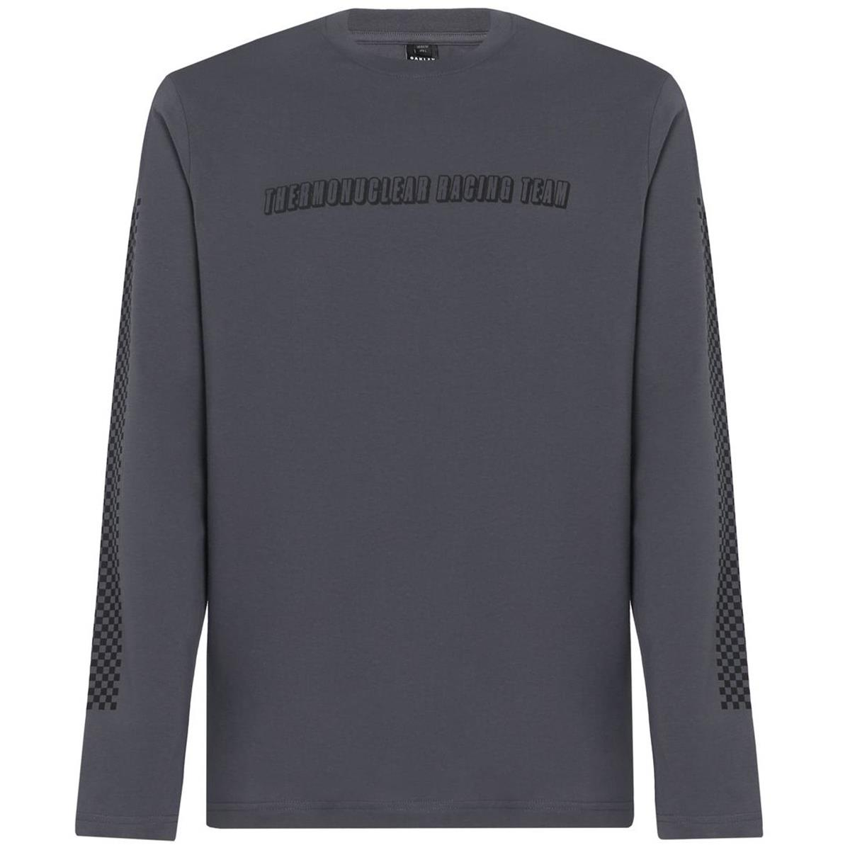 Oakley T-Shirt Thermonuclear Racing Team Forged Iron