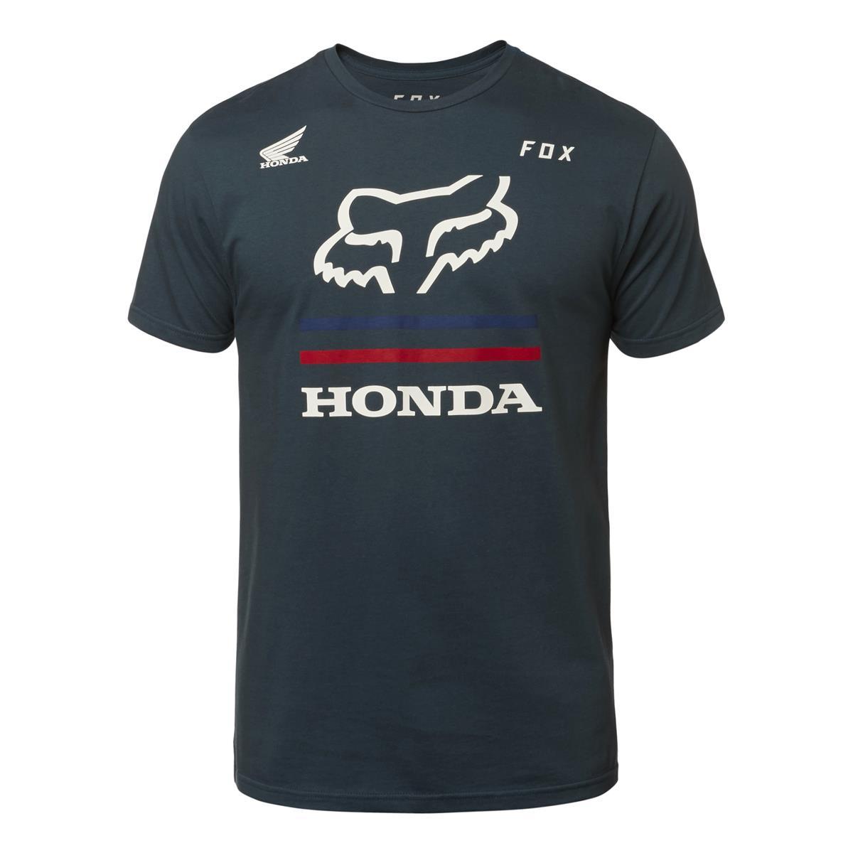 Fox T-Shirt Honda Navy