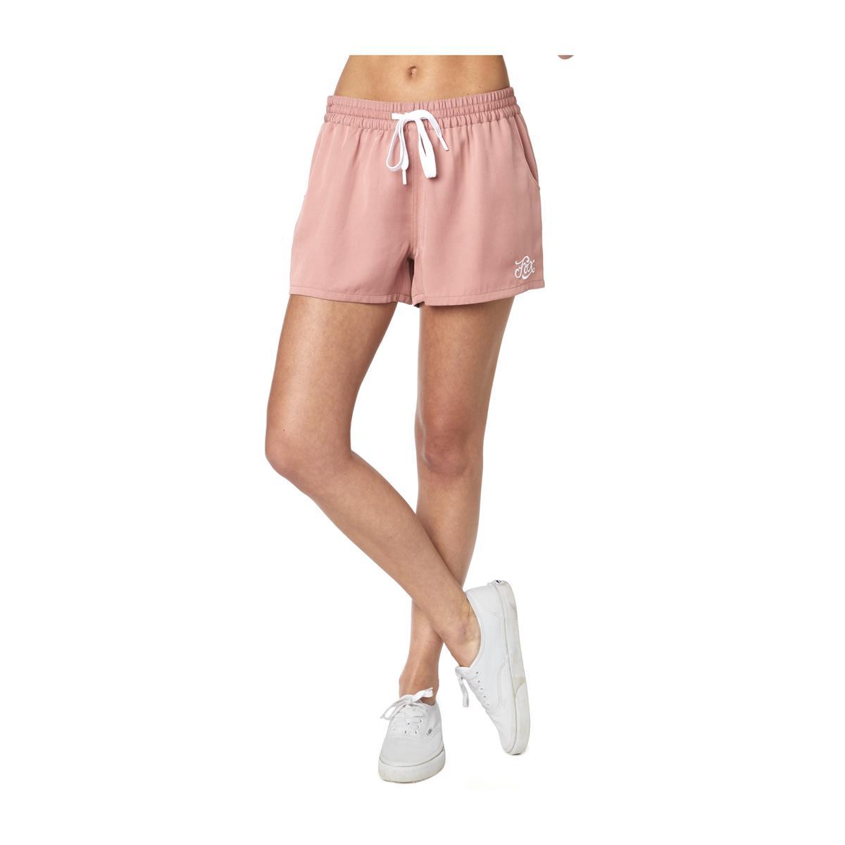 Fox Girls Shorts Summer Camp Rose