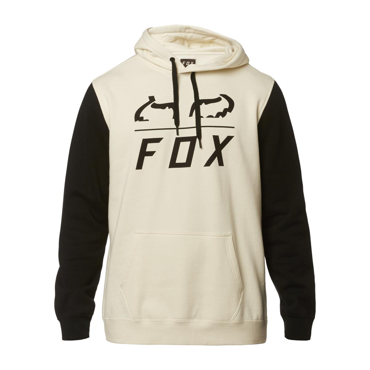 Fox Fleece-Hoody Furnace Bone