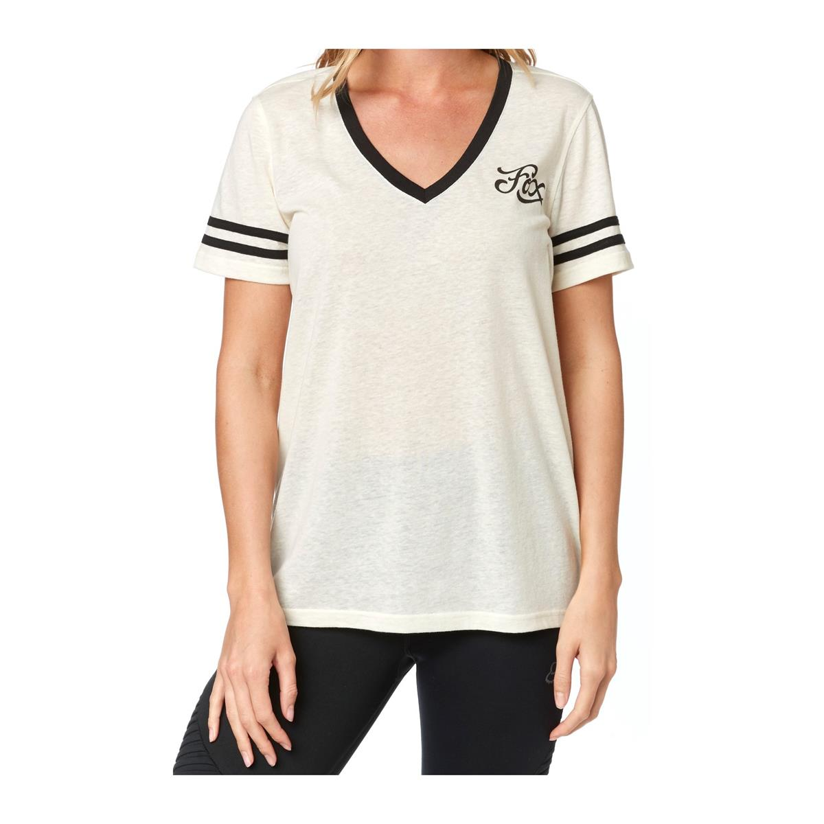 Fox Girls T-Shirt Heartbreaker Bone