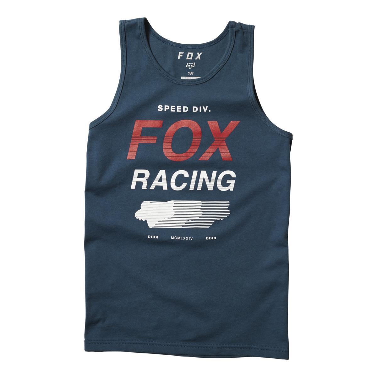 Fox Kids Tank Top Unlimited Navy