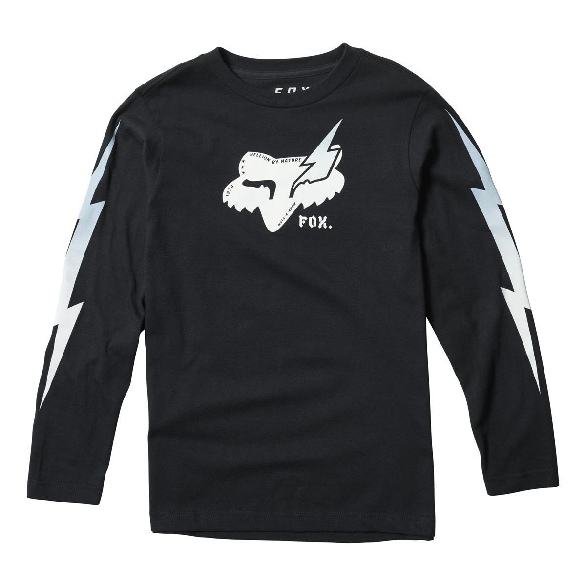 Fox Kids Sweatshirt Hellion Schwarz