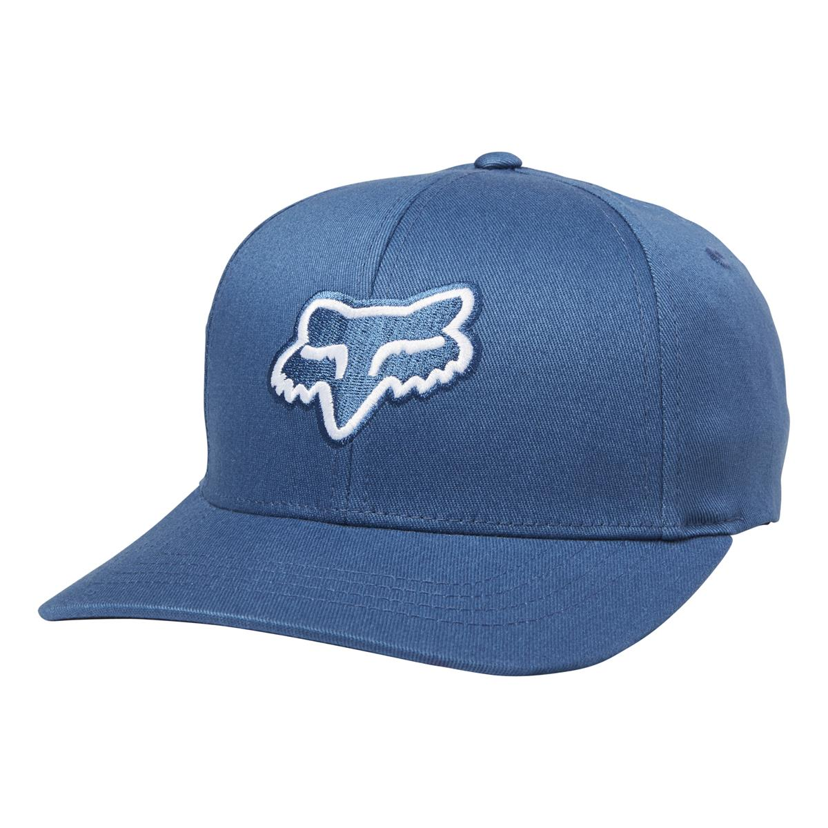 Fox Kids Cap Legacy Flexfit Dusty Blue