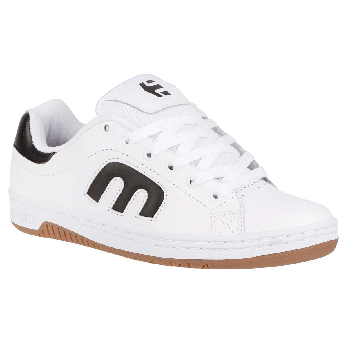 Etnies Shoes Calli Cut White/Black/Gum
