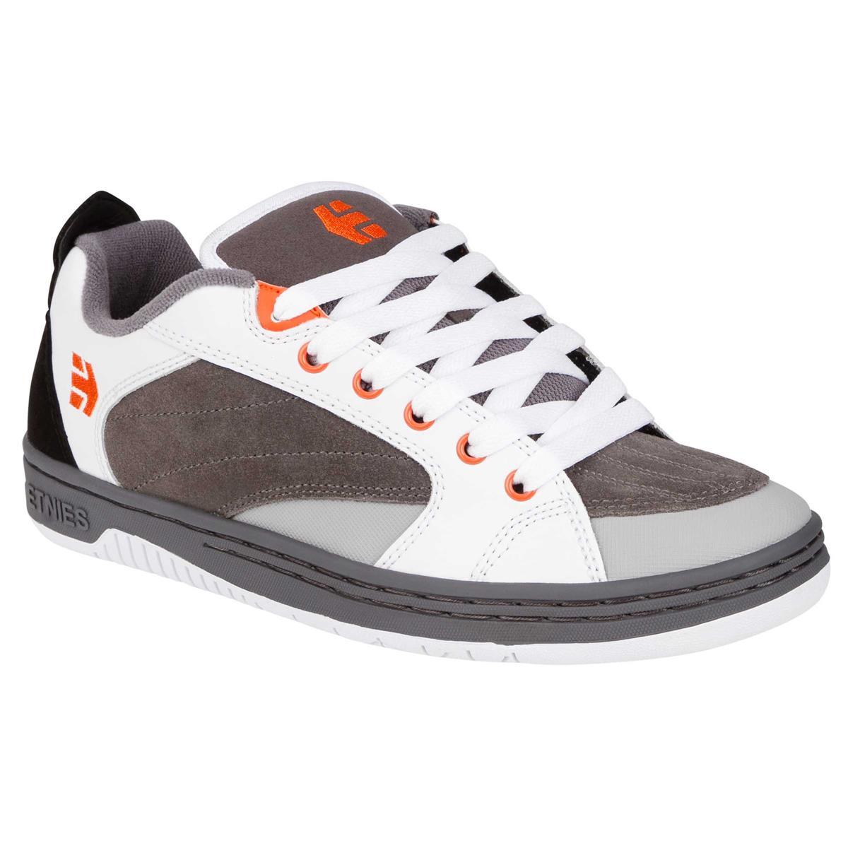 Etnies Schuhe Czar Grau/Weiß/Orange