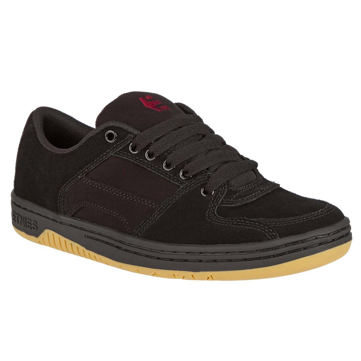 Etnies Schuhe Senix Lo Schwarz/Gum