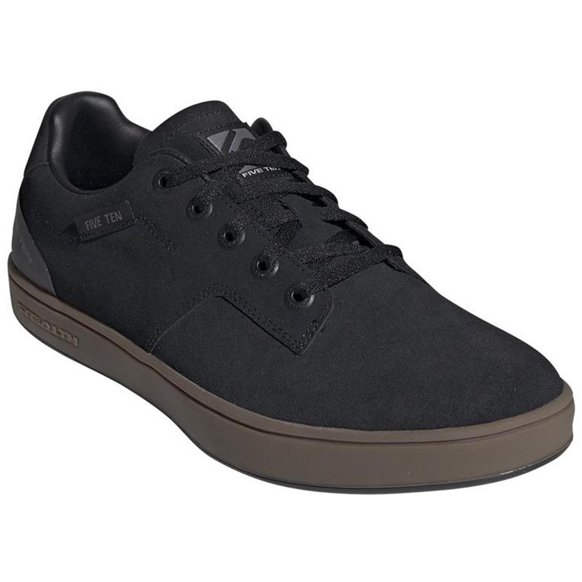 Five Ten MTB-Schuhe Sleuth Core Black/Core Black/Gold Met.