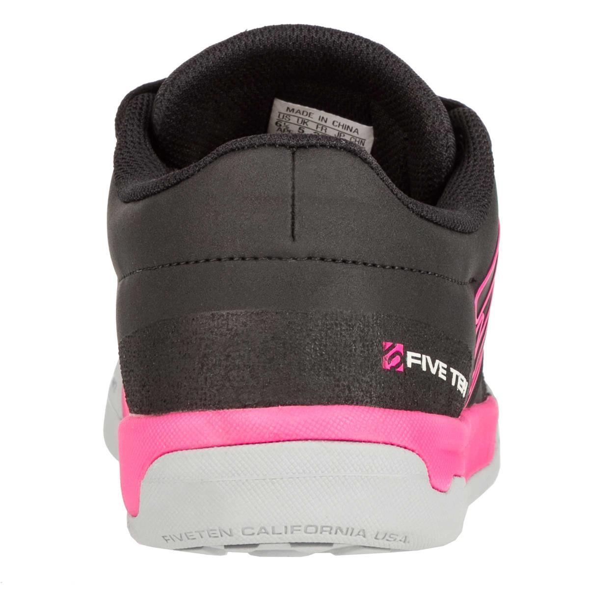 Details zu Five Ten Girls MTB Schuhe Freerider Pro Core BlackClear OnixShock Pink