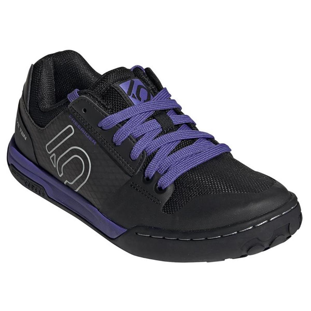 Five Ten Girls MTB-Schuhe Freerider Contact Core Black/Carbon/Purple