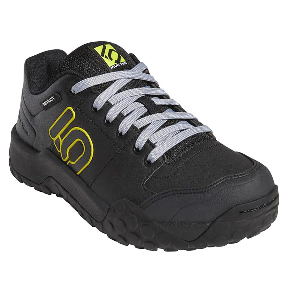 Five Ten MTB-Schuhe Impact Sam Hill Core Black/Grey/Semi Solar Yellow