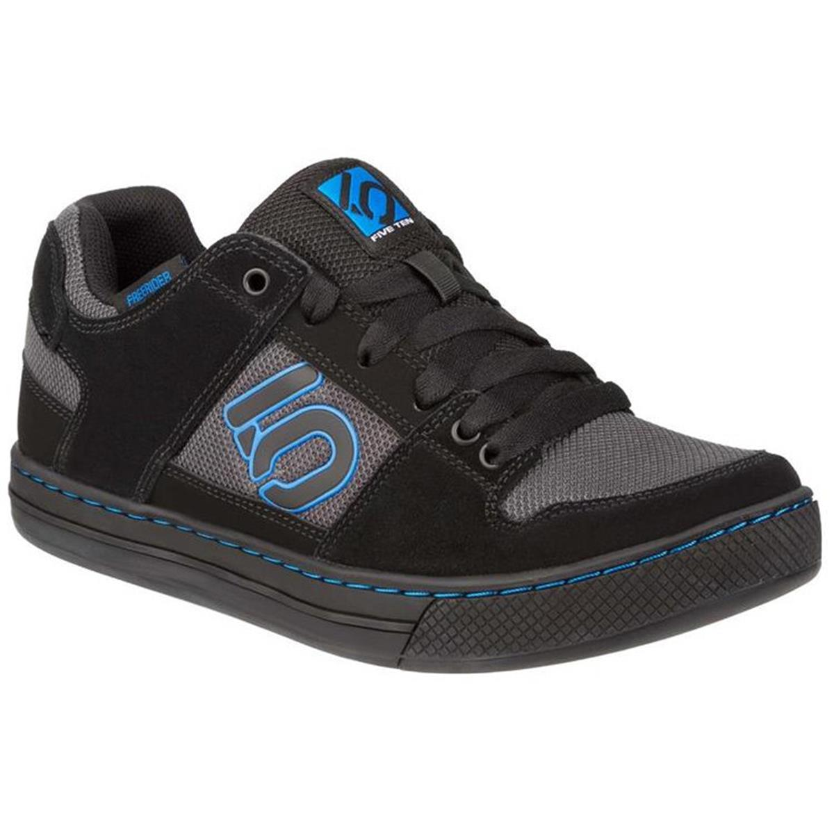 Five Ten MTB-Schuhe Freerider Night Grey/Core Black/Shock Blue
