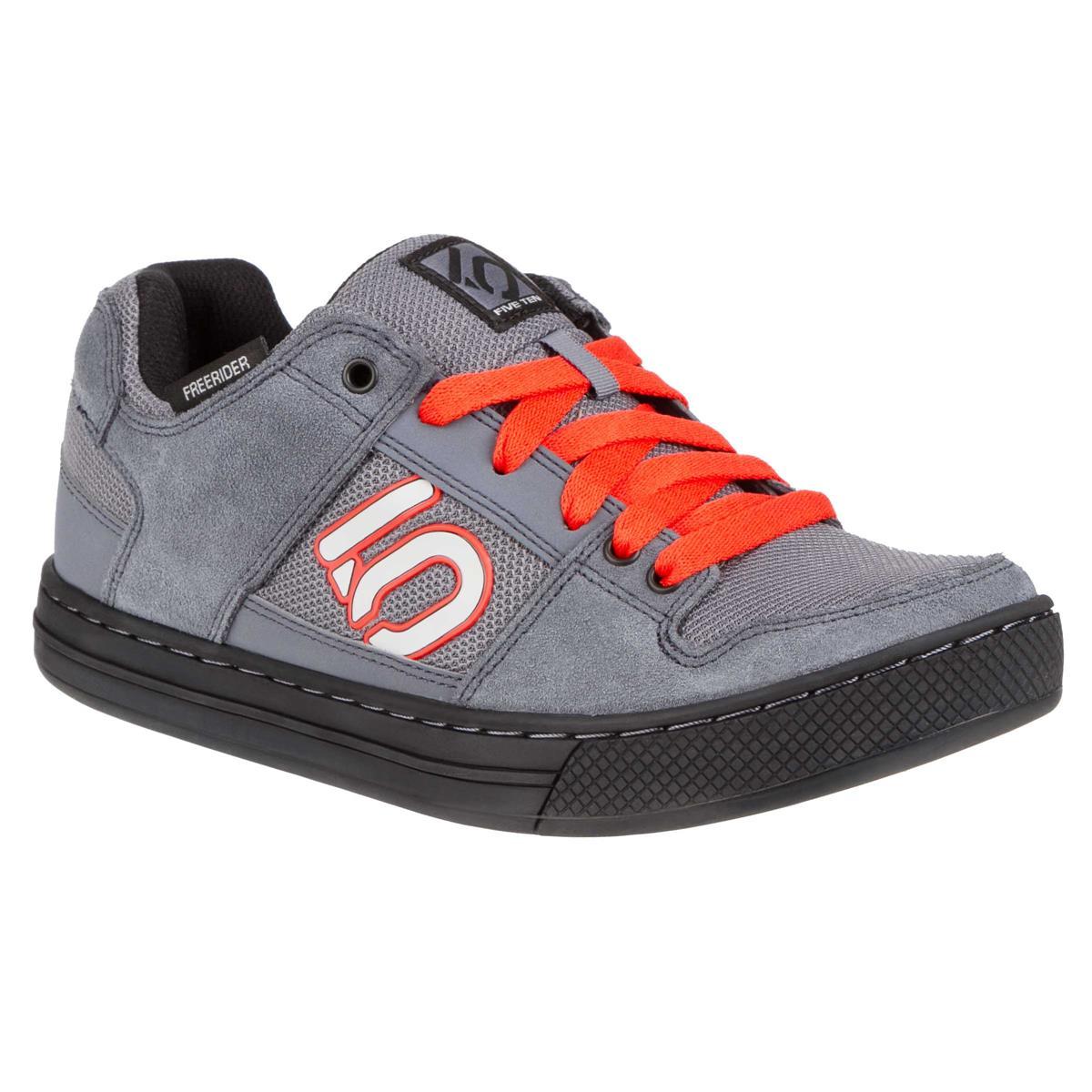 Five Ten MTB-Schuhe Freerider Onix/Clear Onix/Bold Orange