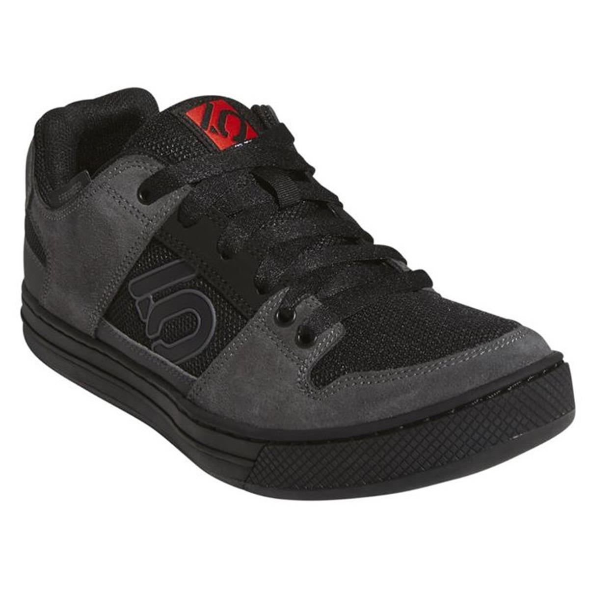 Five Ten MTB Schuhe Freerider Core BlackGrey FiveRed