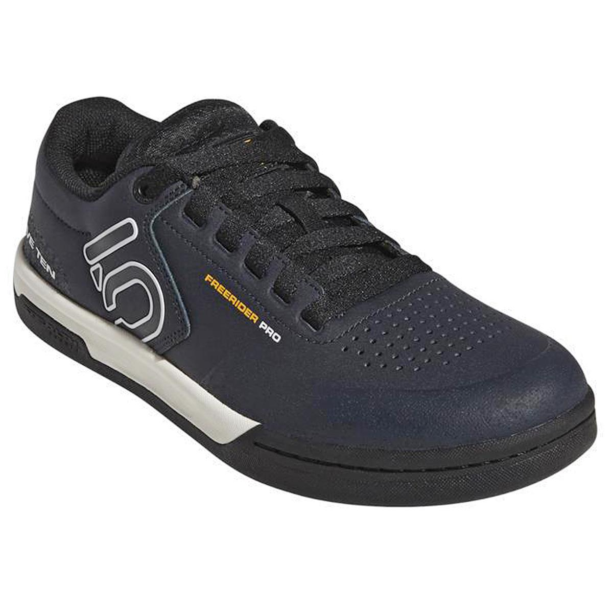 Five Ten MTB-Schuhe Freerider Pro Night Navy/Cloud White/Collegiate Gold