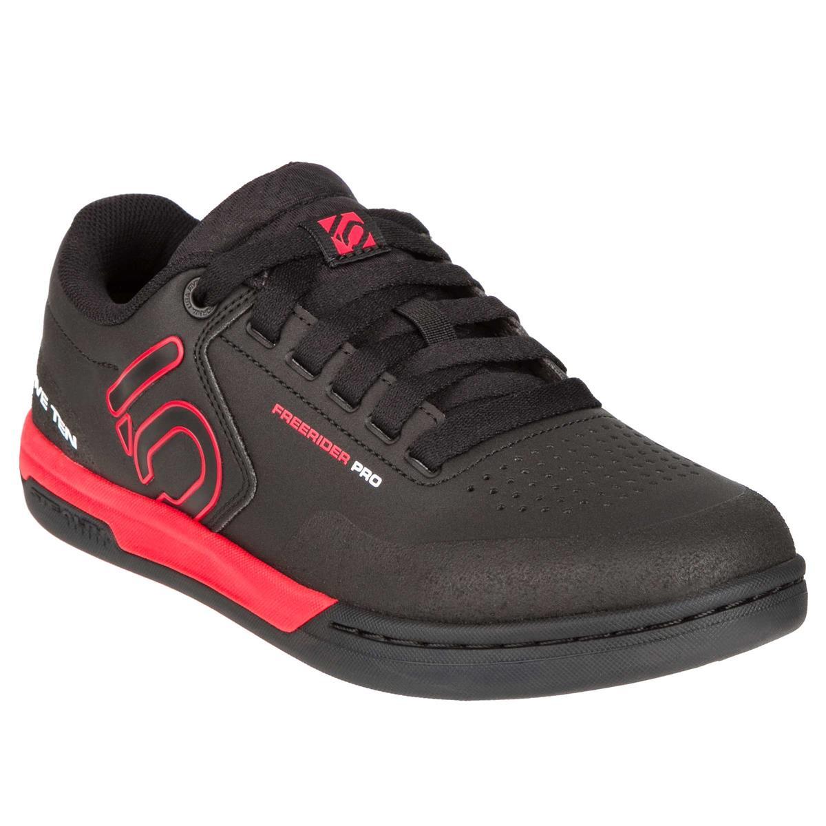2a6163a79b7 Five Ten Bike Shoes Freerider Pro Core Black/Red/ftwr White | Maciag ...