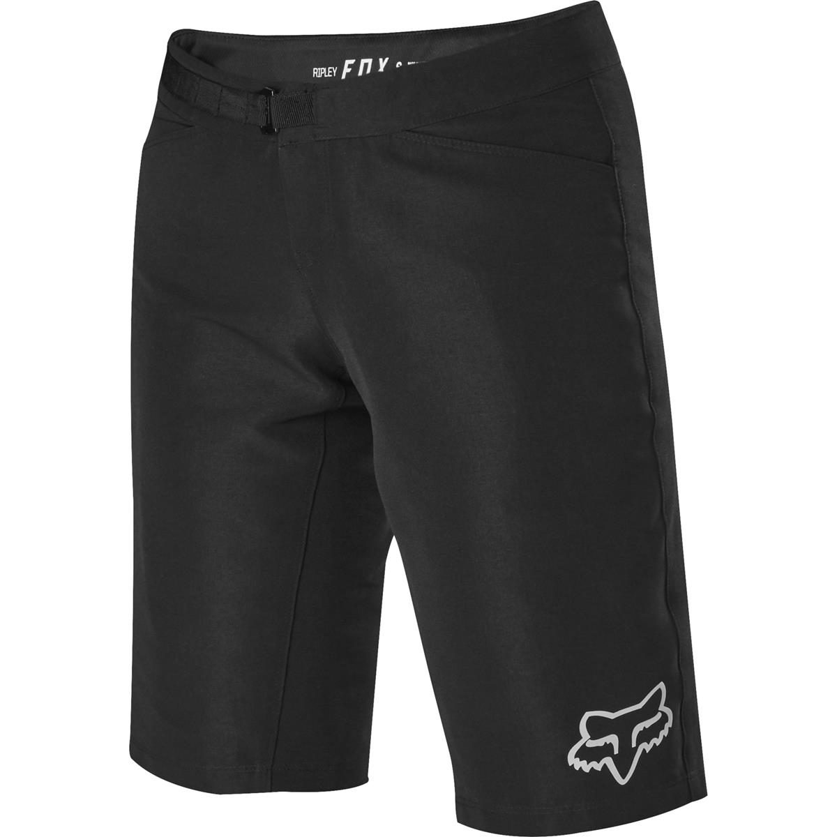 Fox Girls Trail-Short Ranger Schwarz