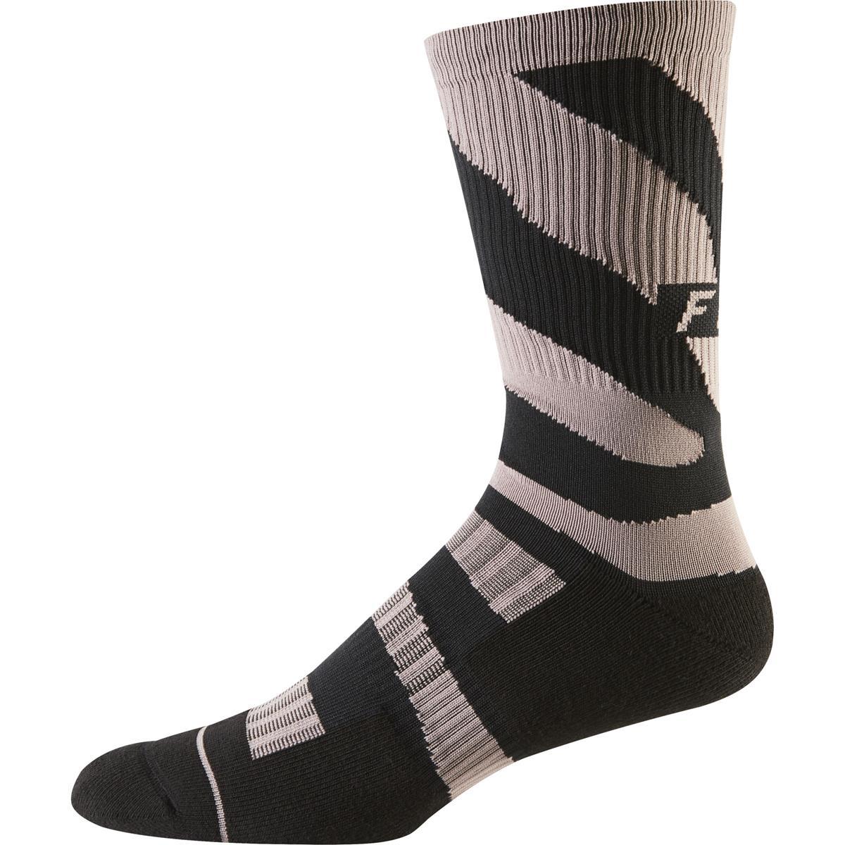 Fox Socken 8 Inch Trail Cushion Violett/Schwarz