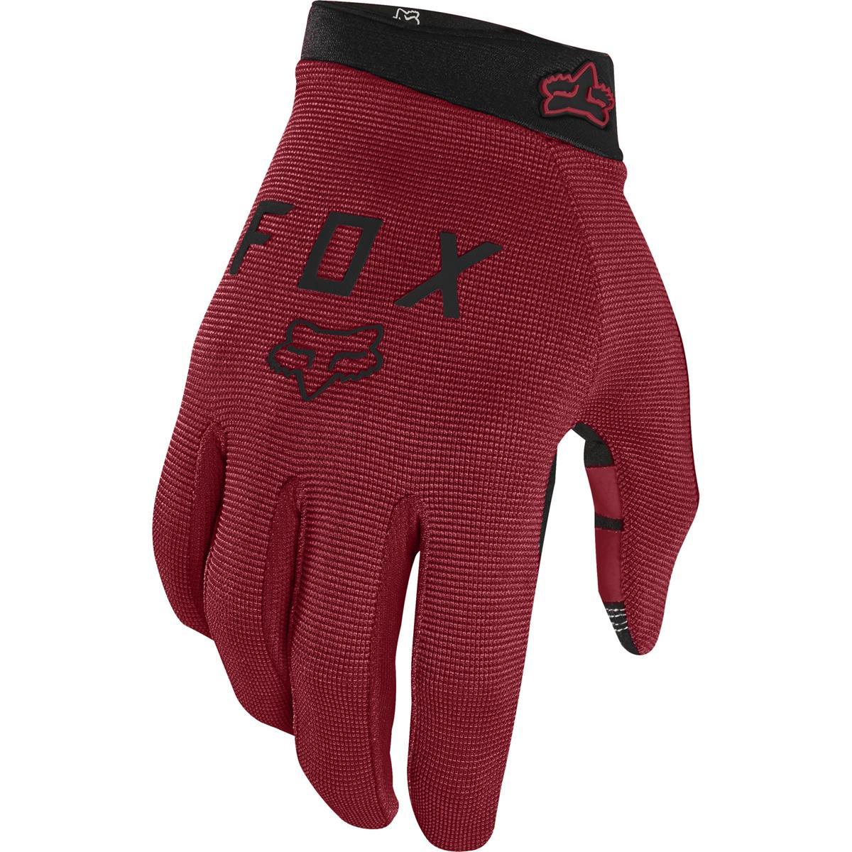 Fox Bike-Handschuhe Ranger Gel Cardinal