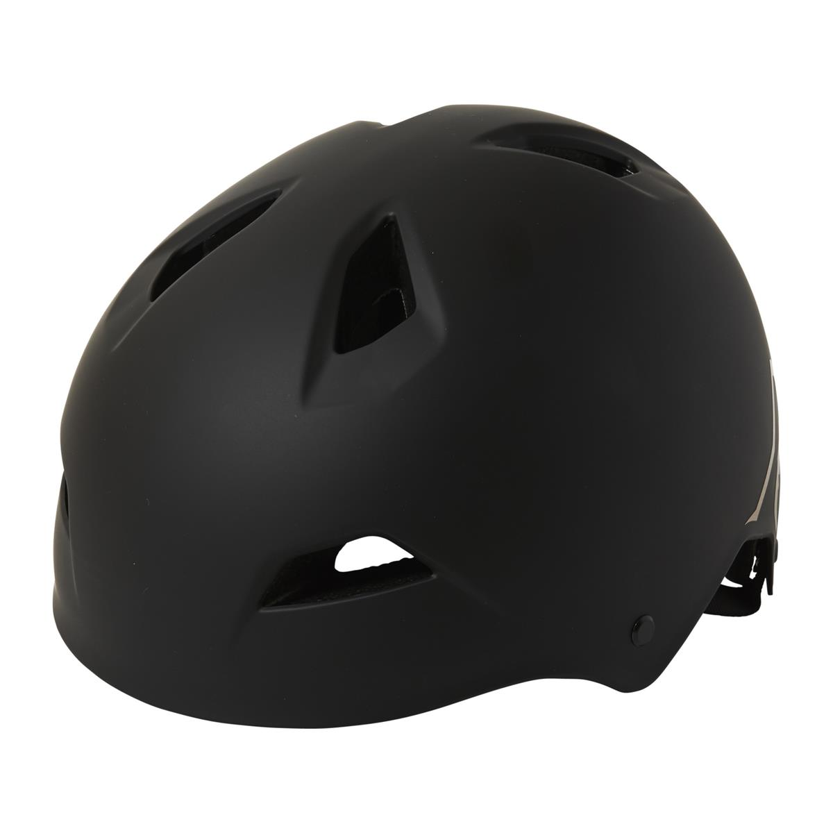 Fox BMX/Dirt-Helm Flight Schwarz