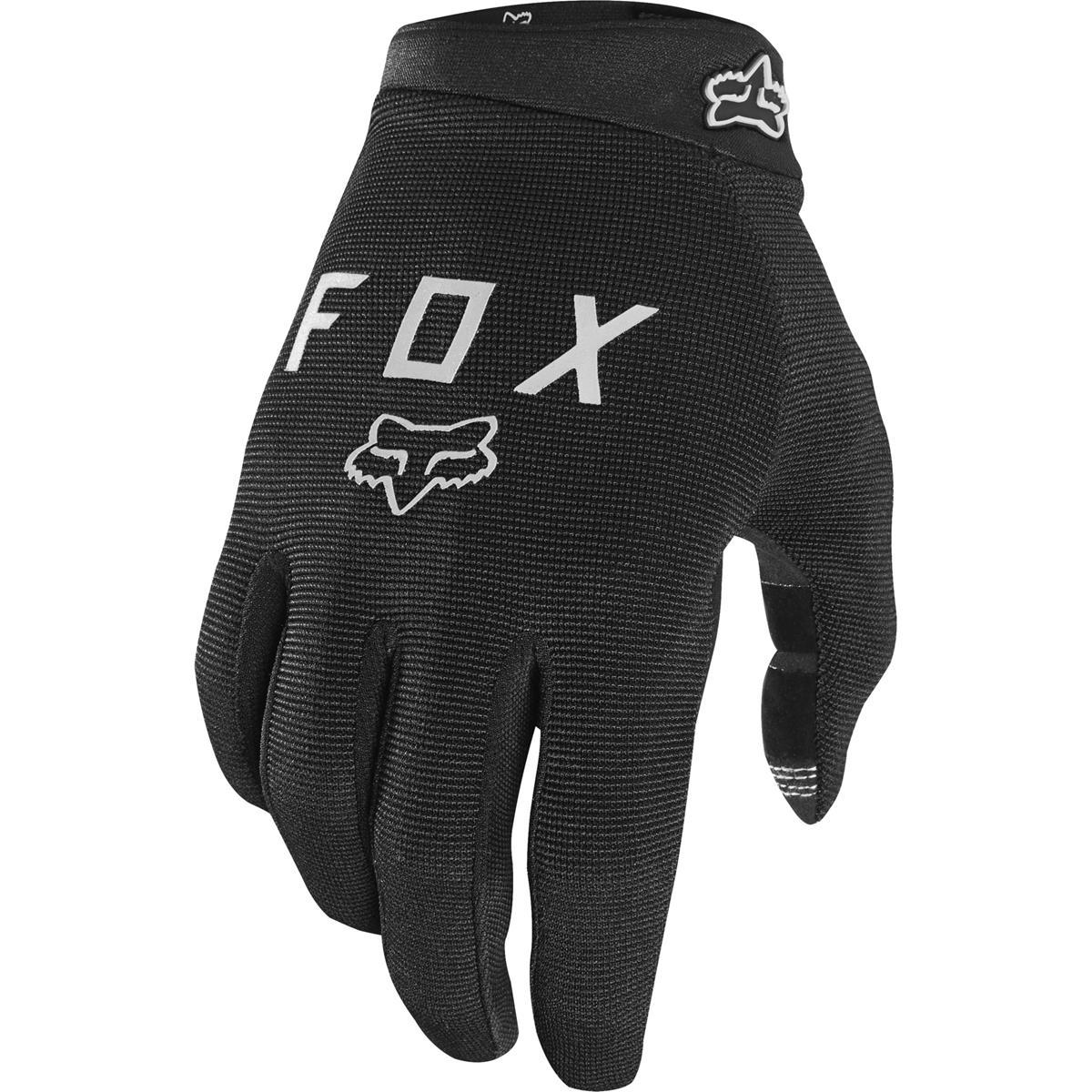 Fox Bike-Handschuhe Ranger Gel Schwarz