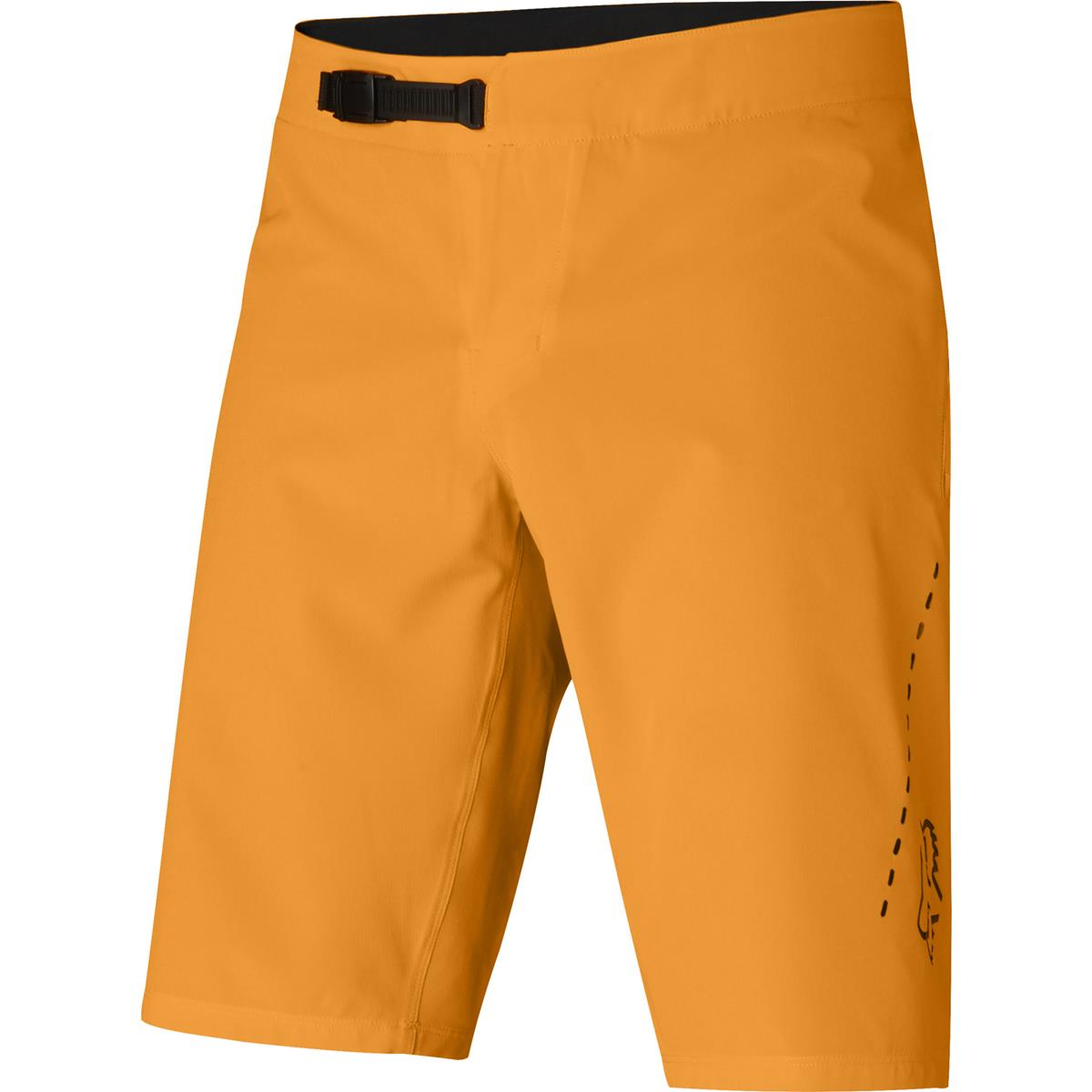 Fox Trail-Short Flexair Lite Atomic Orange