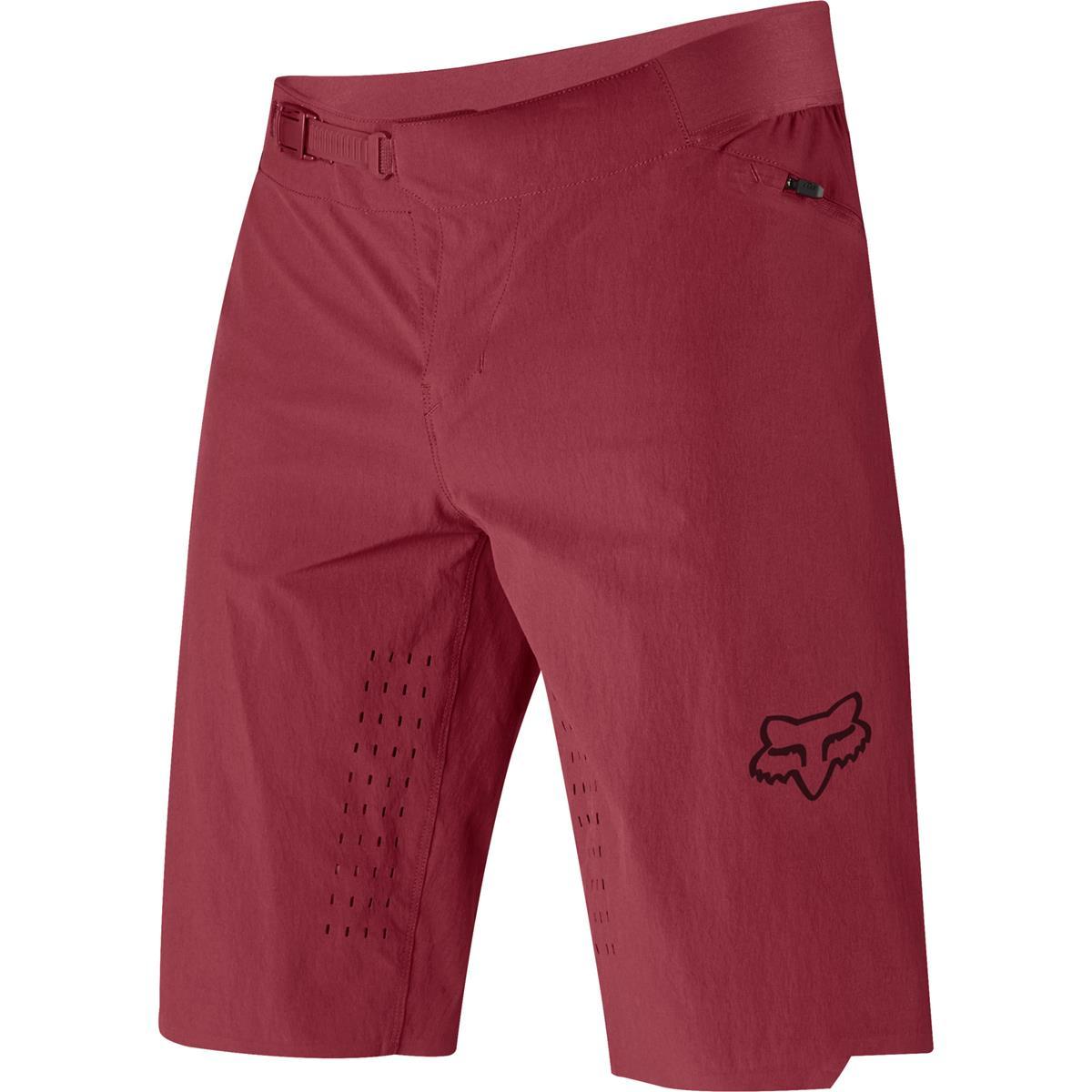 Fox Trail-Short Flexair (No Liner) Cardinal