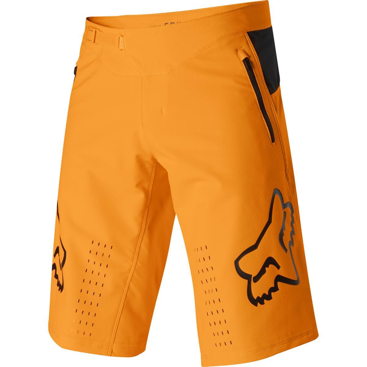 Fox Trail-Short Defend Atomic Orange