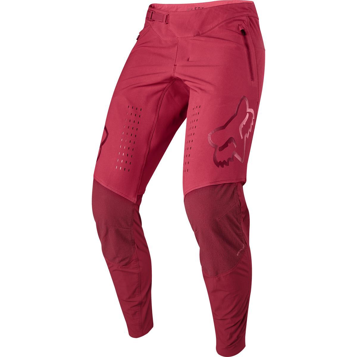 Fox Bike-Hose Defend Kevlar Rio Red