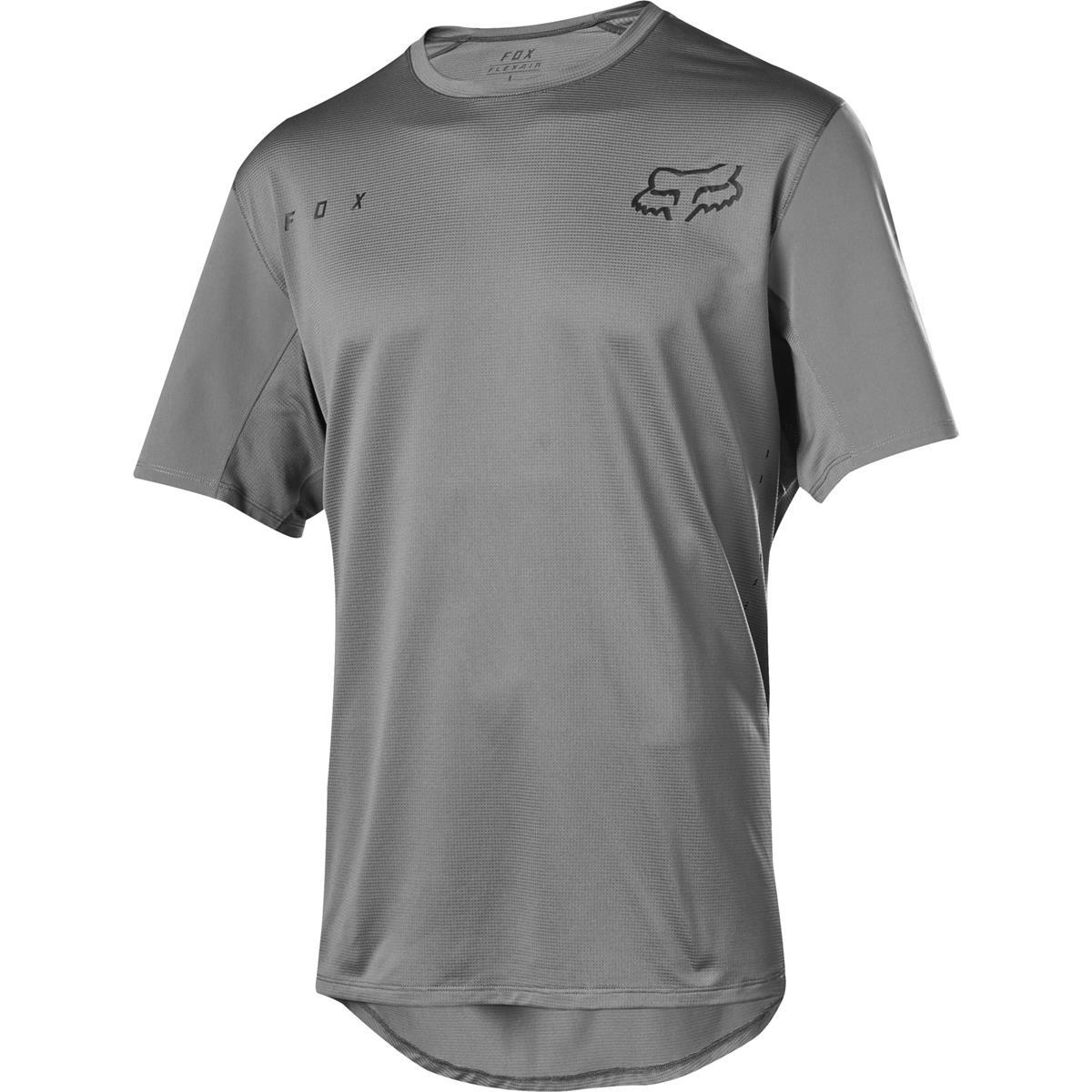 Fox Trail-Jersey Kurzarm Flexair Vintage Grey