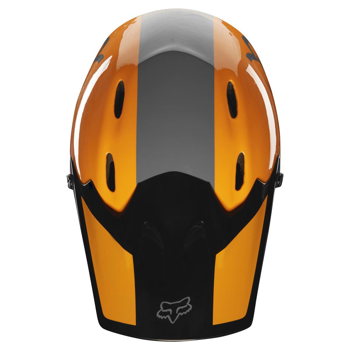 Fox Downhill-MTB Helm Rampage Atomic Orange