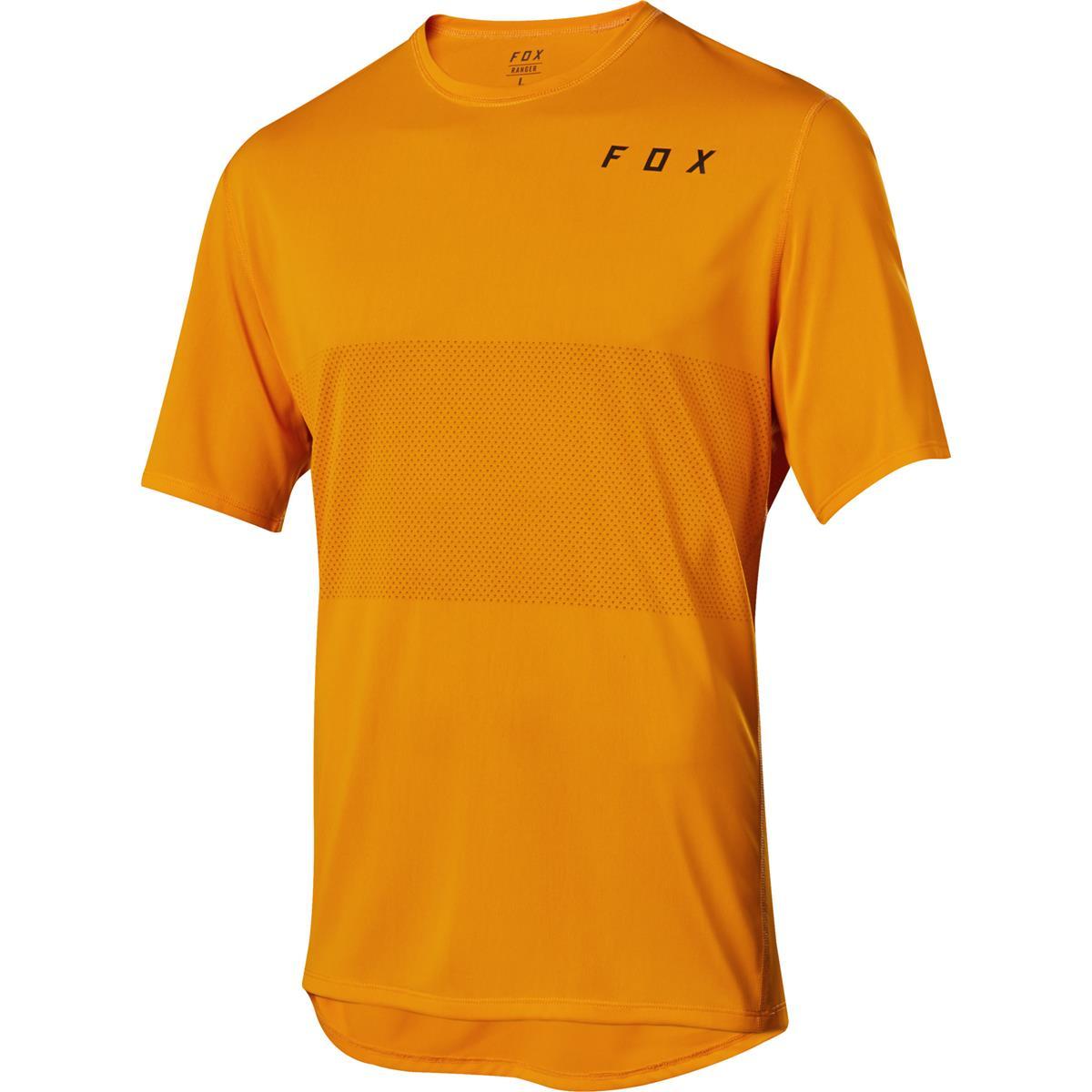 Fox Trail-Jersey Kurzarm Ranger Atomic Orange