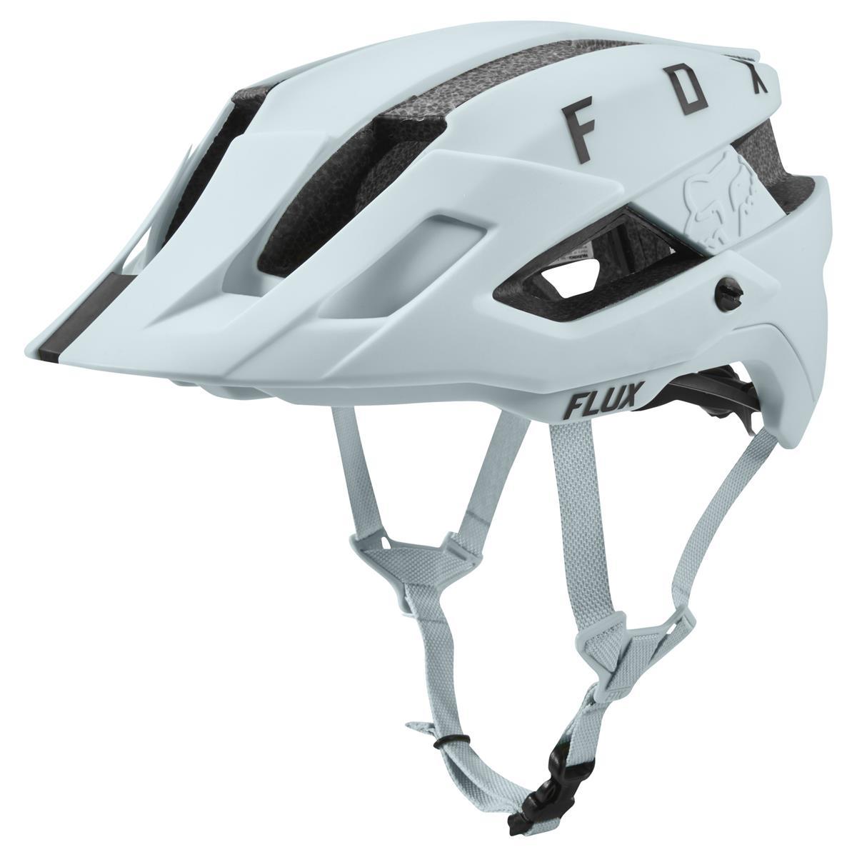 Fox Trail-MTB Helm Flux Solid - Ice