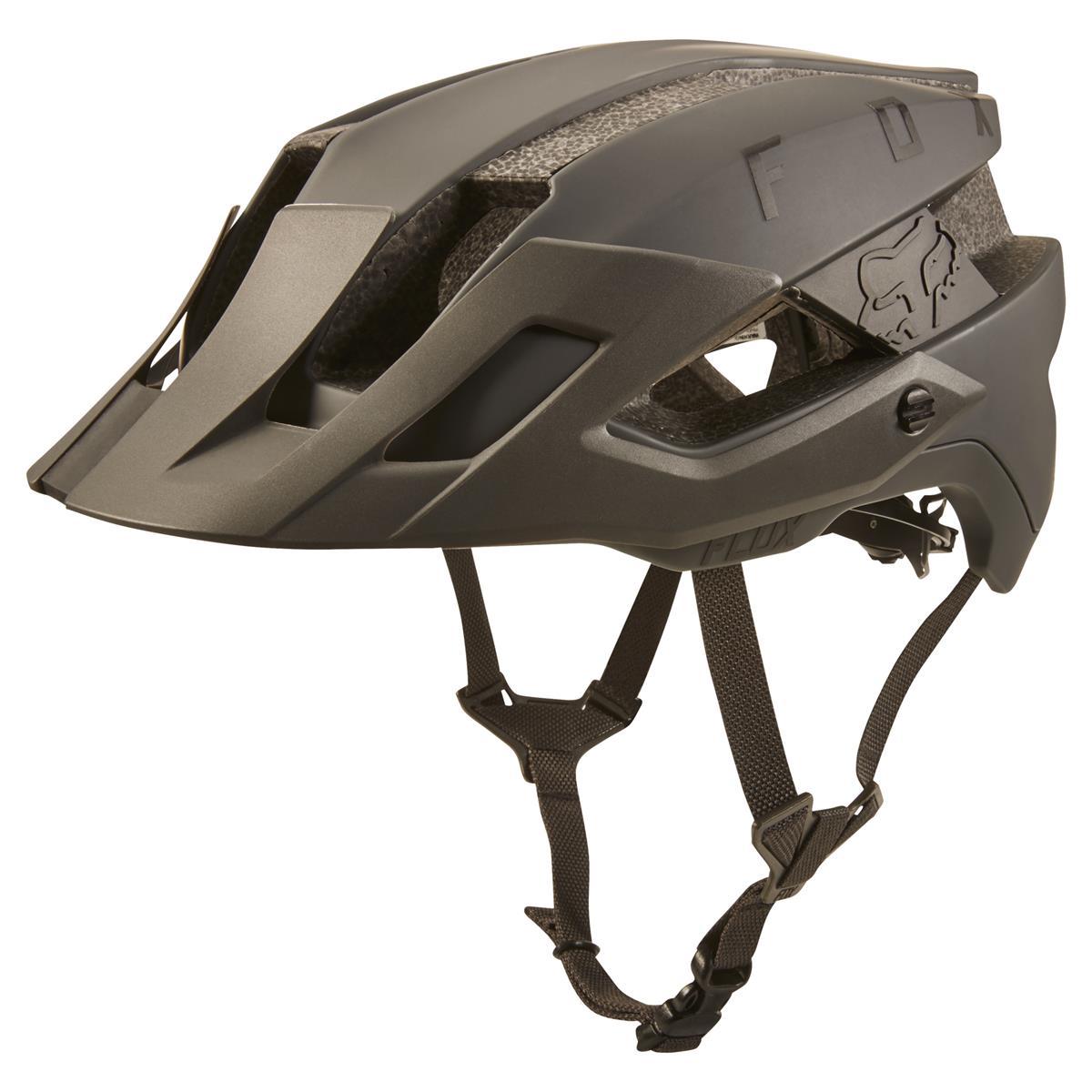Fox Trail-MTB Helm Flux Solid - Dirt