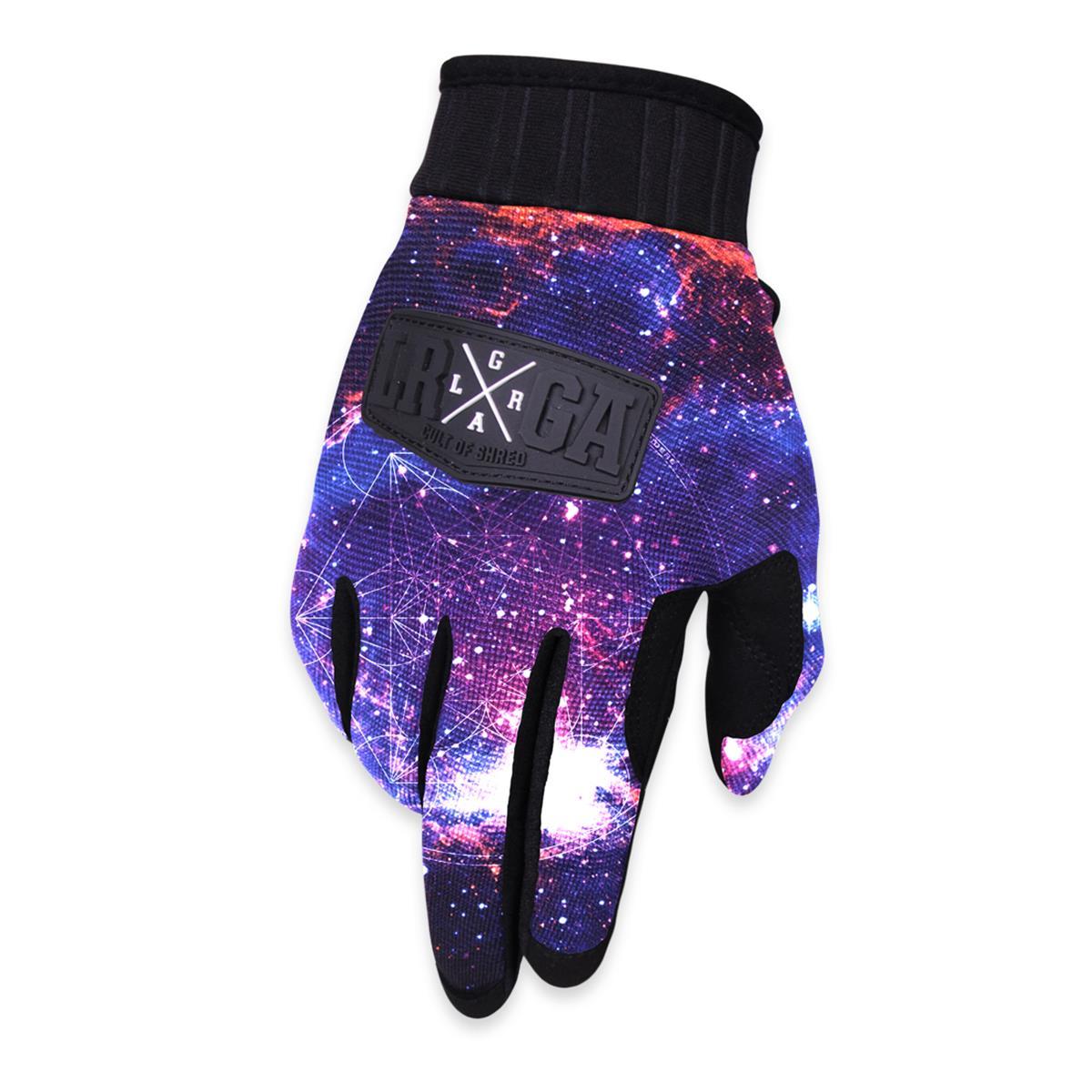 Loose Riders Bike-Handschuhe C/S Kosmic - Mehrfarbig