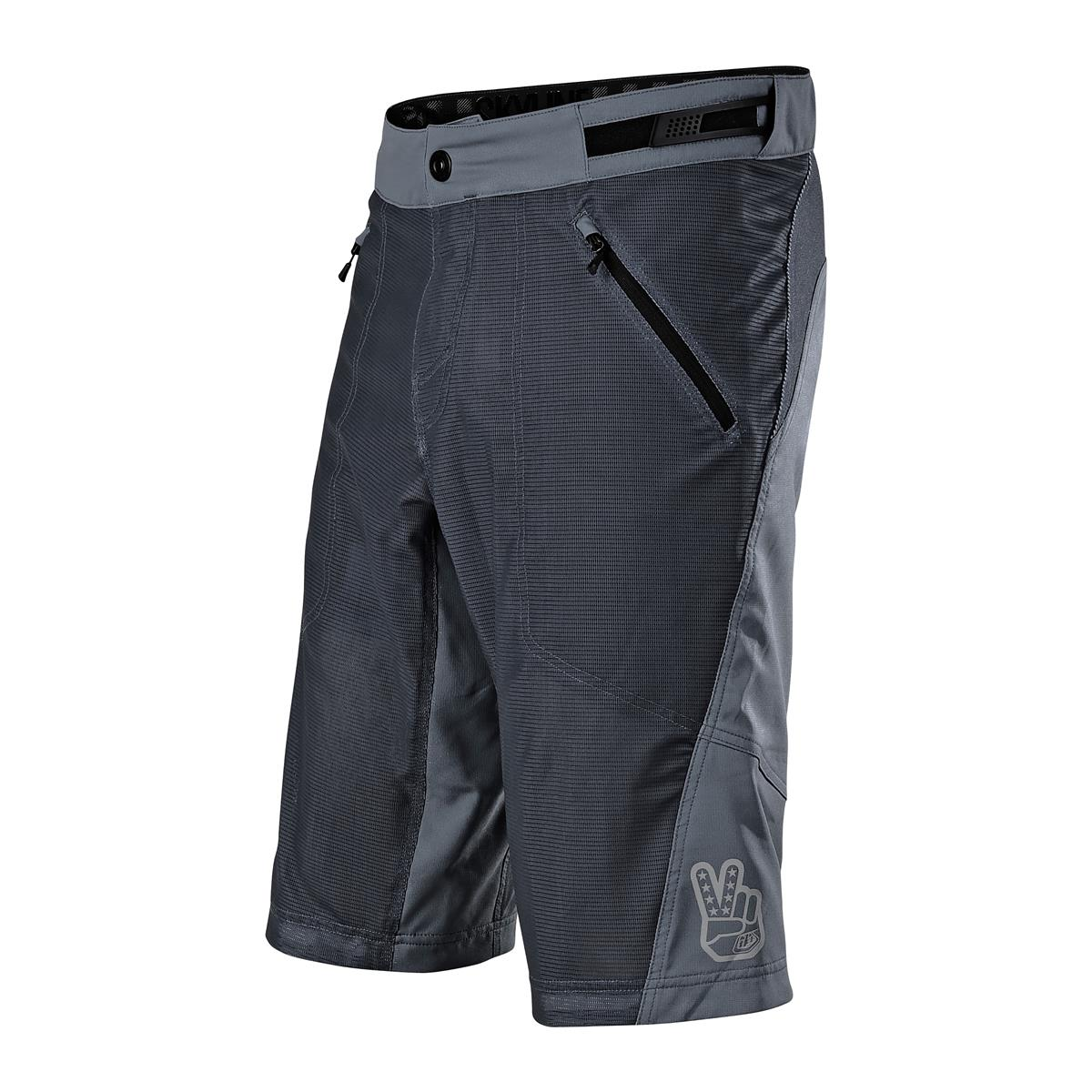 Troy Lee Designs Trail-Short Skyline Air Shell - Charcoal