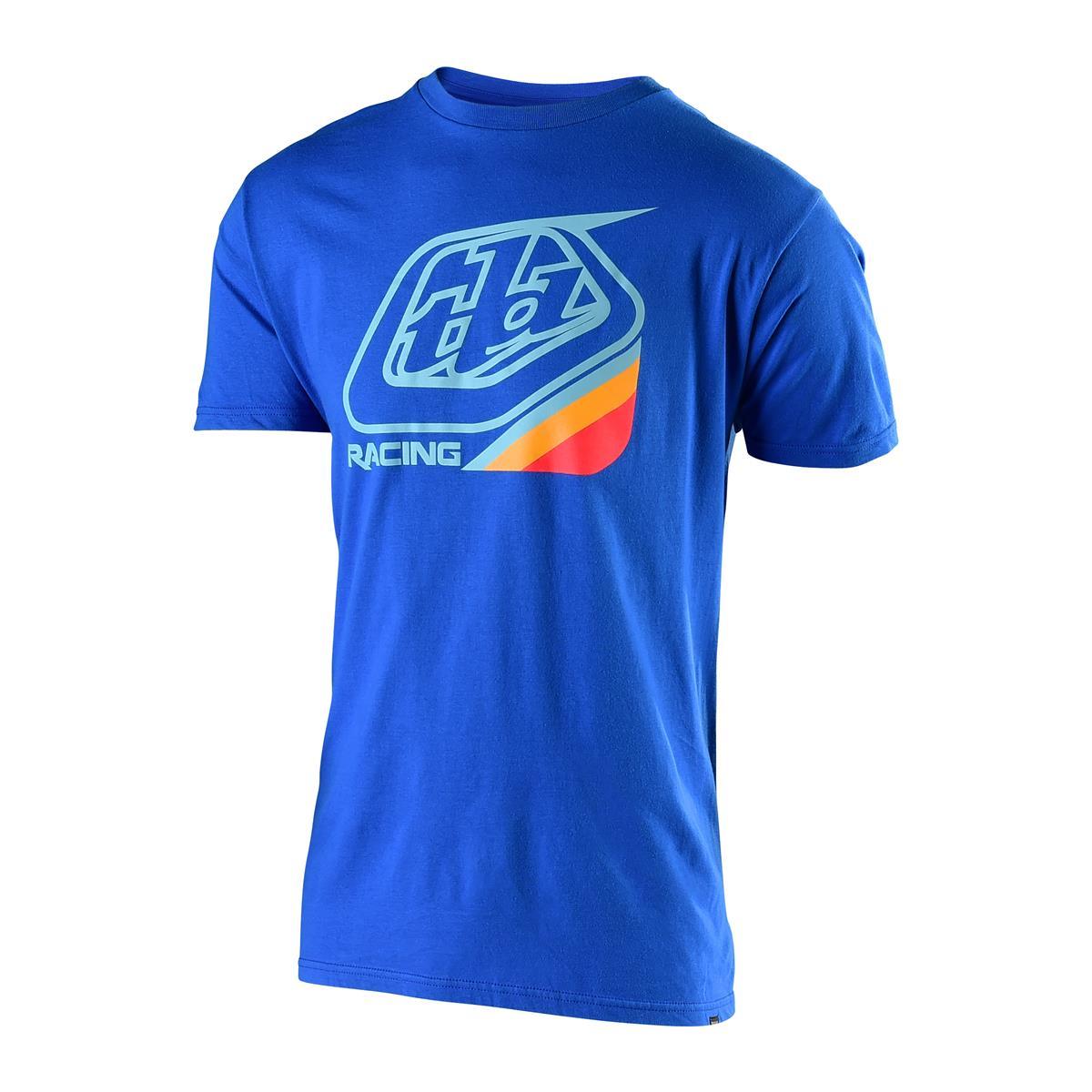 Troy Lee Designs T-Shirt Precision 2.0 Vivid Royal
