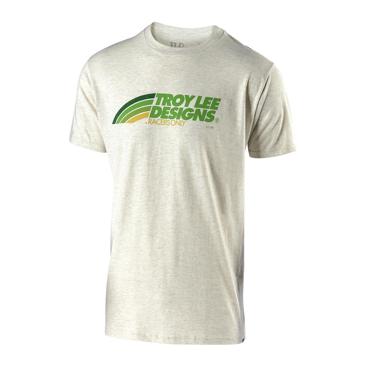 Troy Lee Designs T-Shirt Velo Oatmeal