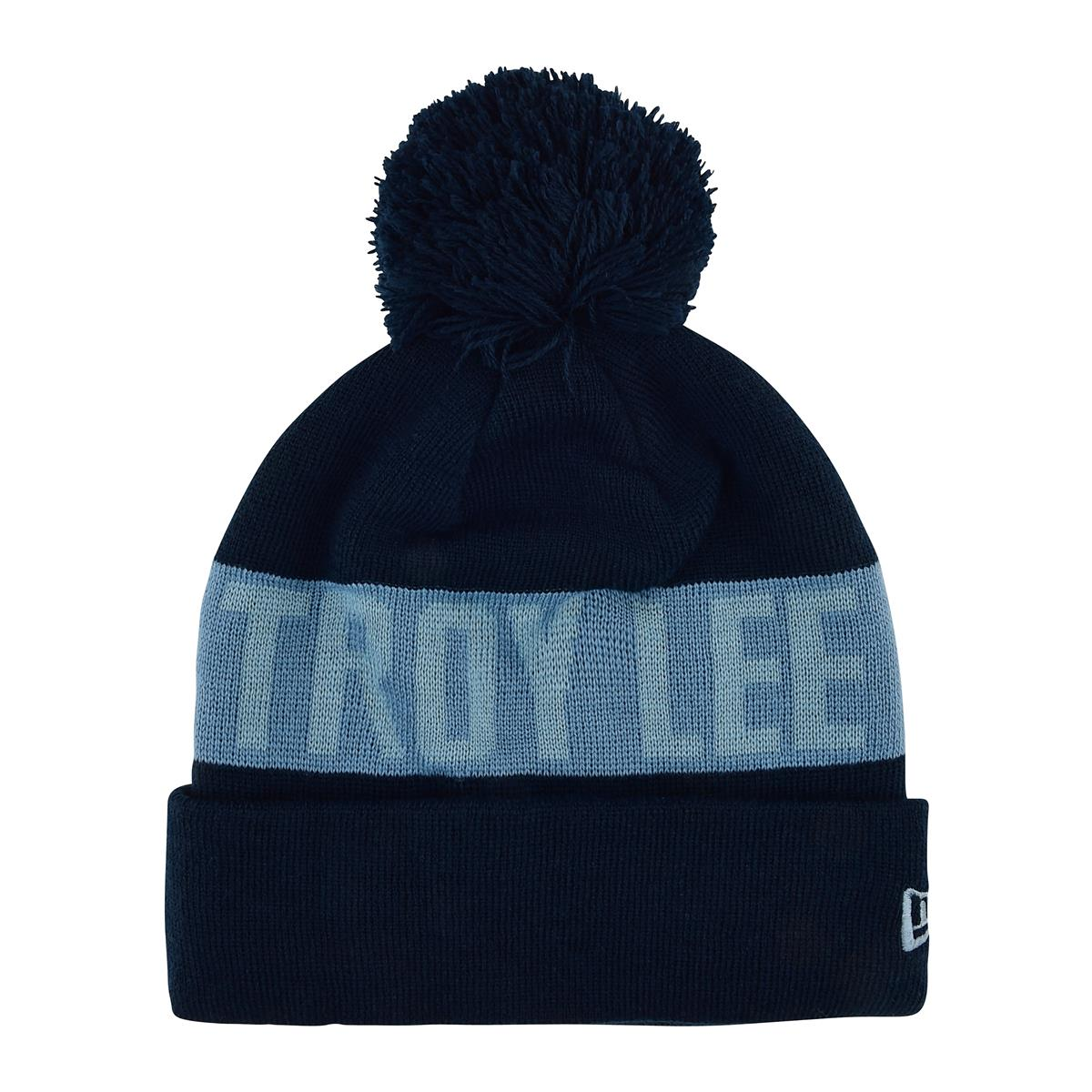 Troy Lee Designs Beanie Common Pom Navy