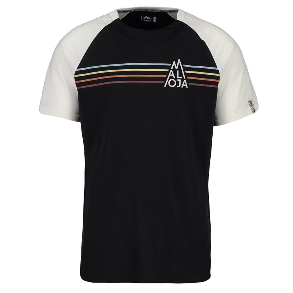 Maloja Bike-Jersey AlbanasM. Moonless Multi